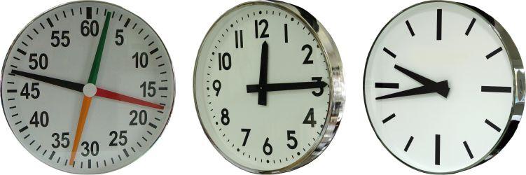 Piscina candidovalverde s l relojeria industrial y for Reloj piscina