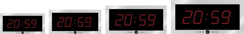 relojes digitales ledi