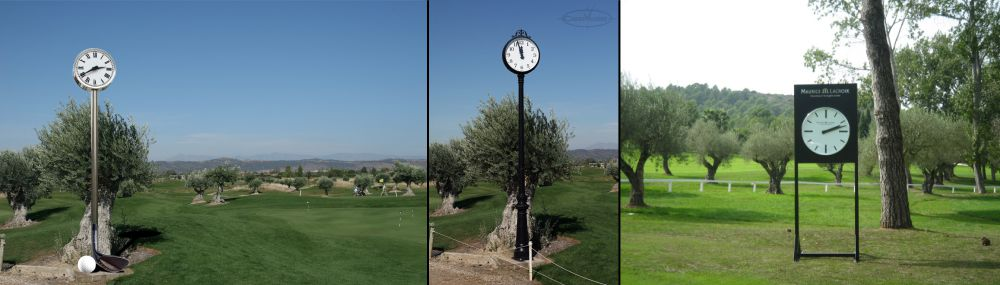 relojes golf