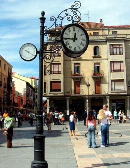 relojes urbanos