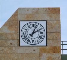 Relojes de fachada