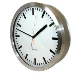 relojes de fachada inoxidable