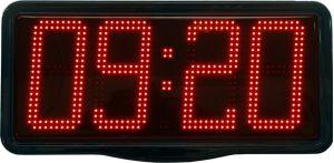 Reloj digital led con 4 cifras