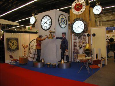 relojeria industrial exposicion