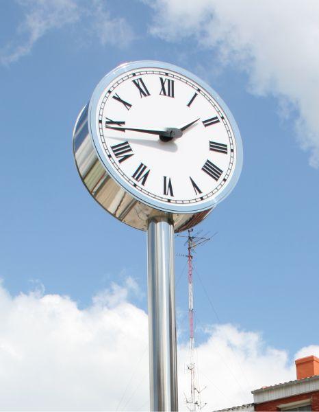 Reloj acero inoxidable Erandio (País Vasco)
