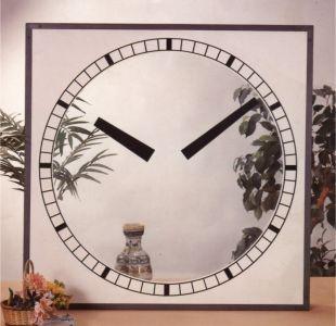 relojes especiales transparente