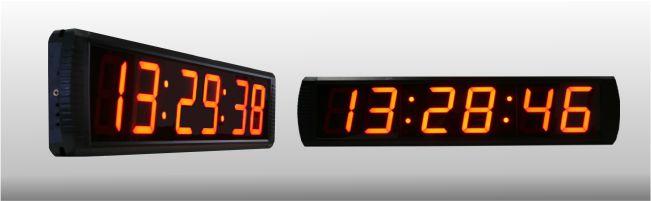 Relojes de led relojer a industrial for Reloj piscina